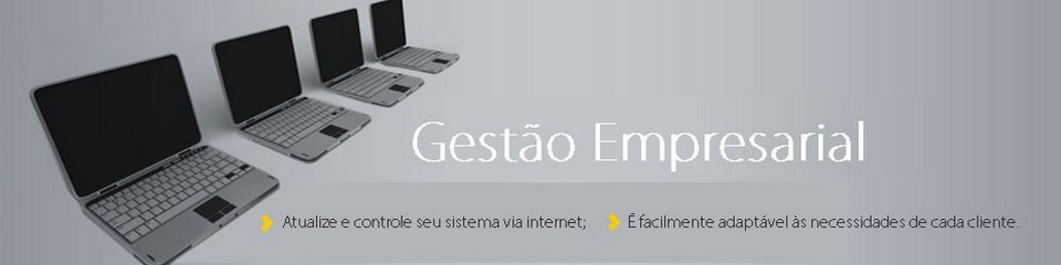 Banner integra&ccedil;&atilde;o de sistemas Gernet